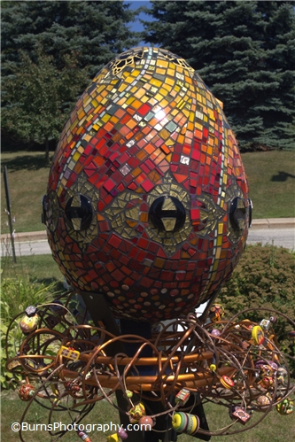 Picture of Egg at Egg Harbor, Door County Wisconsin