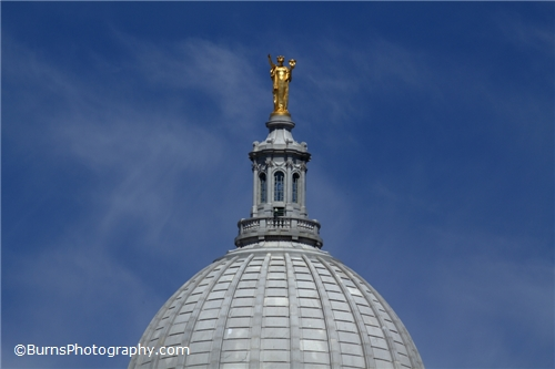 Wisconsin Capitol Dome
