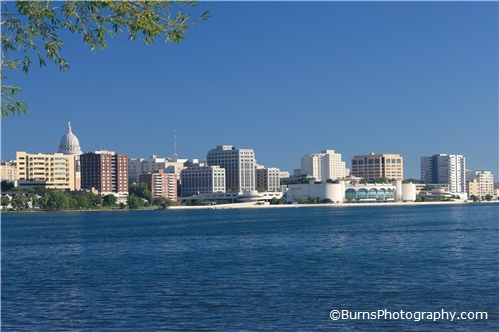 Picture of Madison Skyline