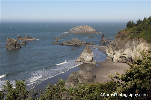 Coast of Oregon
